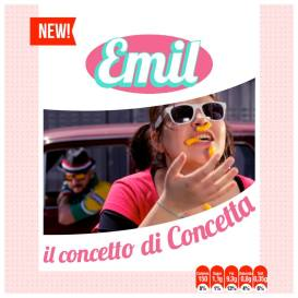 "Emil - ""Il Concetto di Concetta"" - Single - REC/MIX"