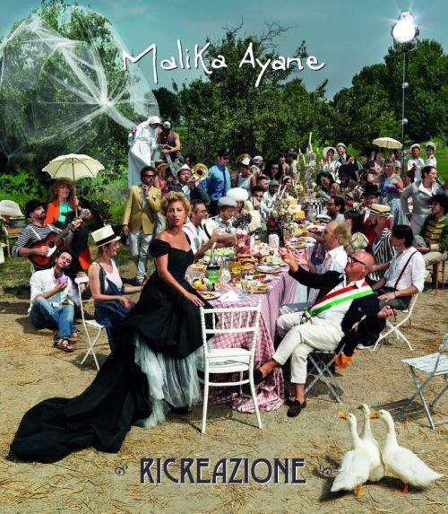 "Malika Ayane - ""Ricreazione"" - REC/MIX"