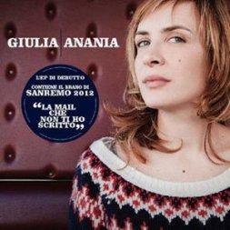 """Giulia Anania - """"Giulia Anania"""" - REC/MIX"""