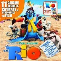 "Various Artists - ""Rio"" Colonna Sonora - REC"