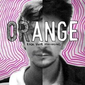 "Orange - ""Rock Your Moccassins"" - REC"