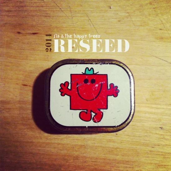 """Ila & The Happy Trees - """"Reseed"""" - REC"""