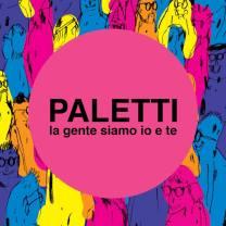 """Paletti - """"La Gente Siamo Io E Te"""" - Single - REC/MIX"""