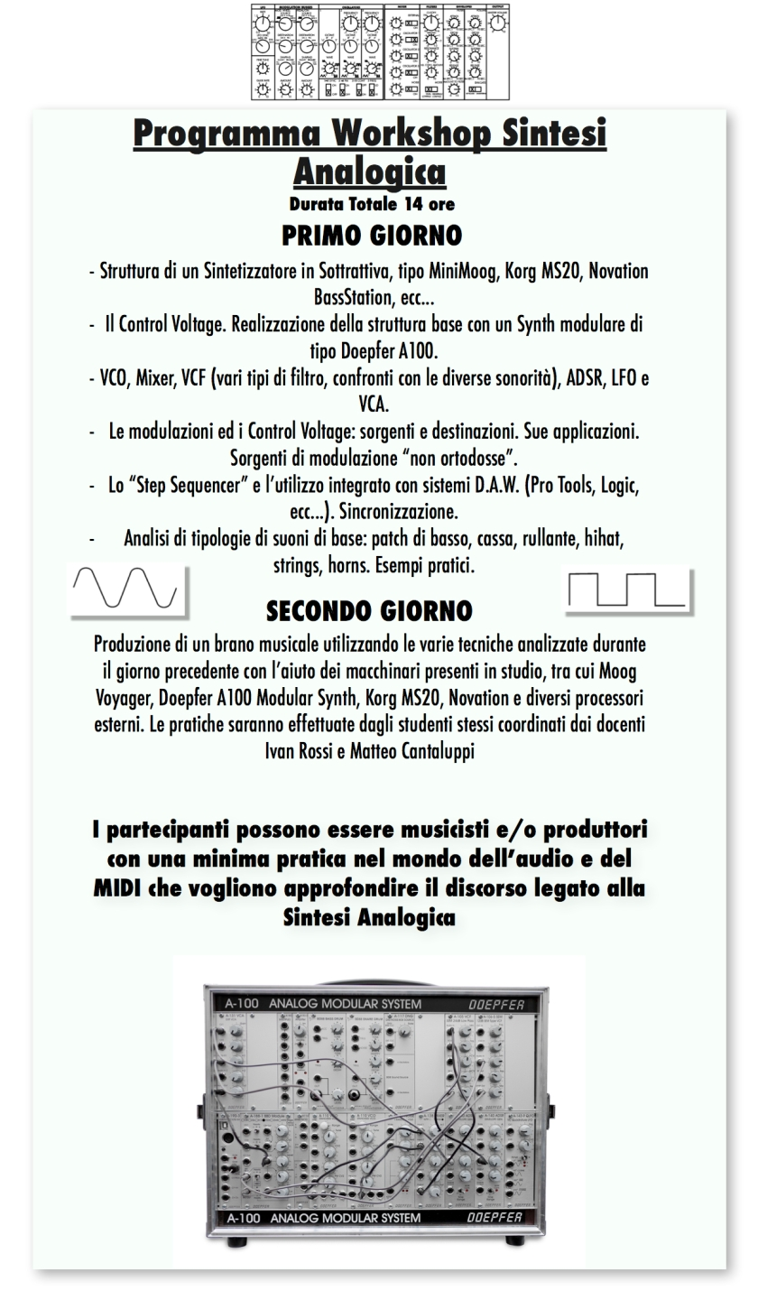 Grafica Sintesi Analogica Pagina 2