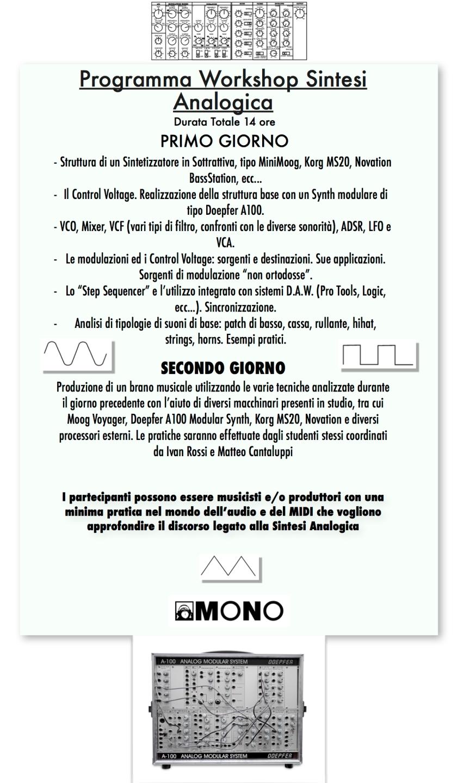 Grafica Sintesi Analogica marzo 2015 Pagina 2